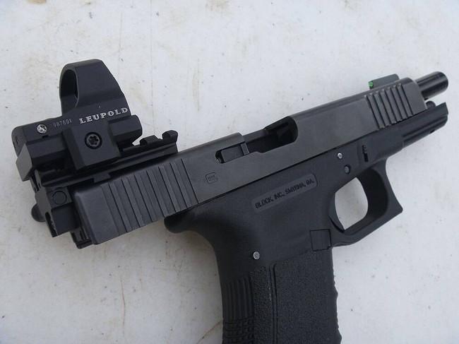 Strike Industries Rear Sight Mount for Glock GSR 656558995441