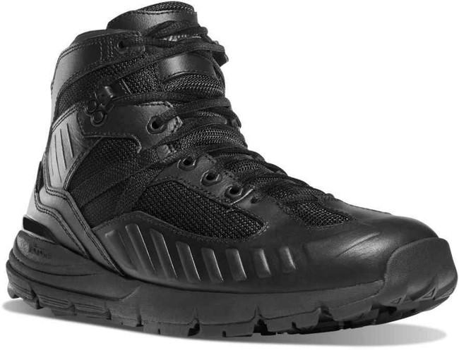 Danner Mens FullBore 4.5 Black Danner Dry Tactical Boot 20511 20511