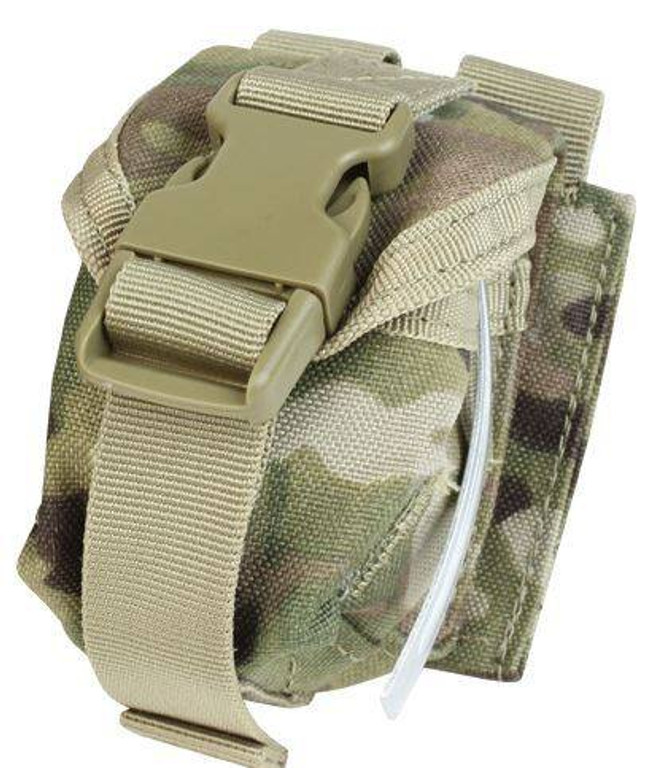 Condor MultiCam Single Frag Grenade Pouch MA15-008 022886015084