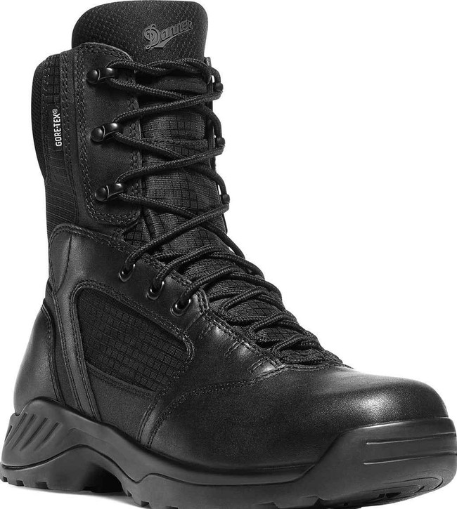 Danner Mens Kinetic GTX Side Zip 8 Uniform Tactical Boot 28012 28012