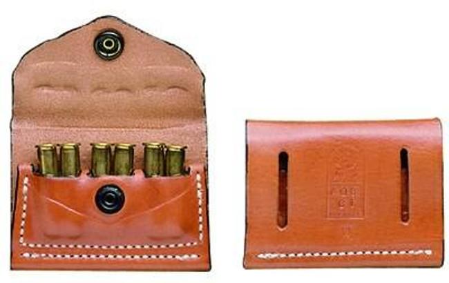 DeSantis Gunhide 2x2x2 Cartridge Pouch - 38/357CAL DESA-A08-A08BJG1Z0