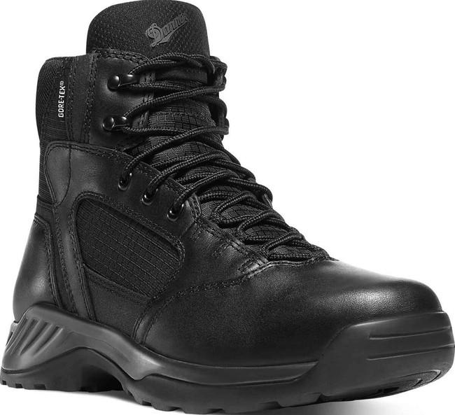 Danner Mens Kinetic Side-Zip 6 Black GTX Tactical Boot 28017 28017
