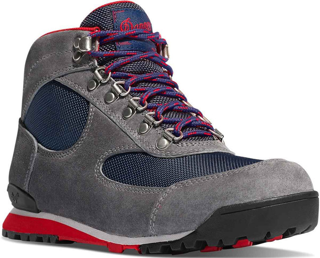 Danner Womens Jag Steel Gray Hiking Boot 37356 37356