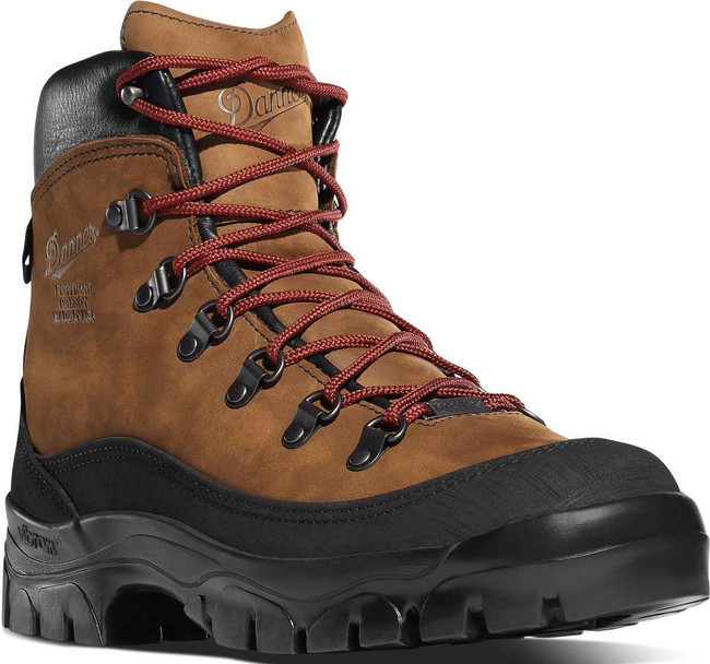 Danner Womens Crater Rim Brown 6 Boot 37414 37414