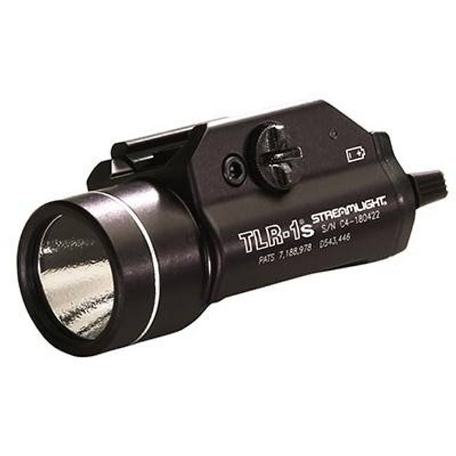 Streamlight TLR-1s 300 Lumen WeaponLight - STROBE 69210-ST 080926692107