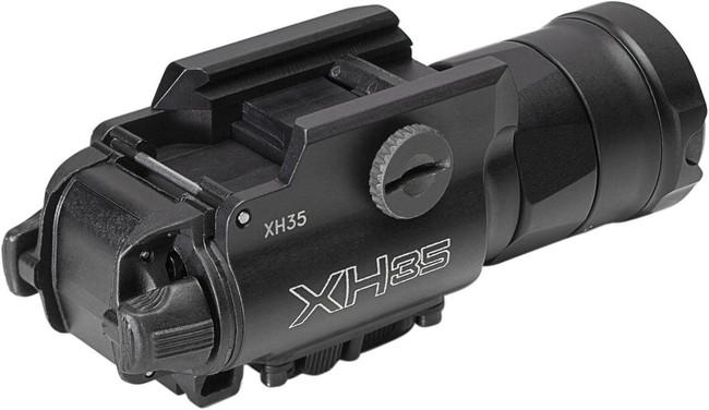 Surefire XH35 Ultra-High Dual-Output White LED WeaponLight XH35 084871326629