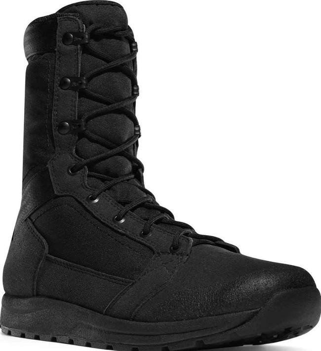 Danner Mens Tachyon 8 Black Tactical Boot 50120 50120