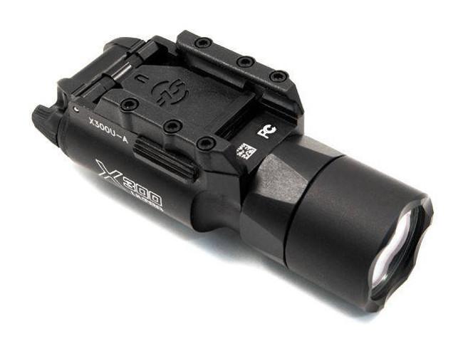 Surefire X300U-A LED Handgun/Long Gun WeaponLight SF-X300U-A