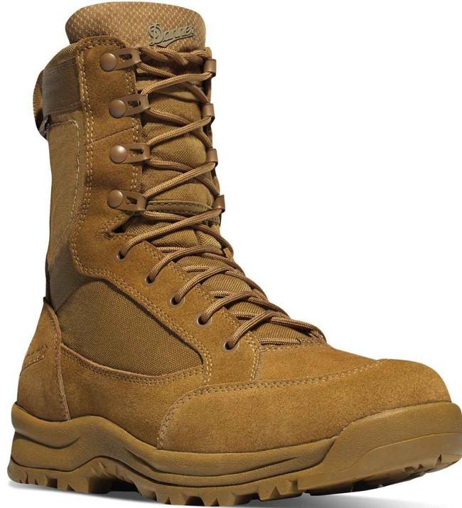 Danner Mens Tanicus 8 Coyote Danner Dry Tactical Boot 55317 55317