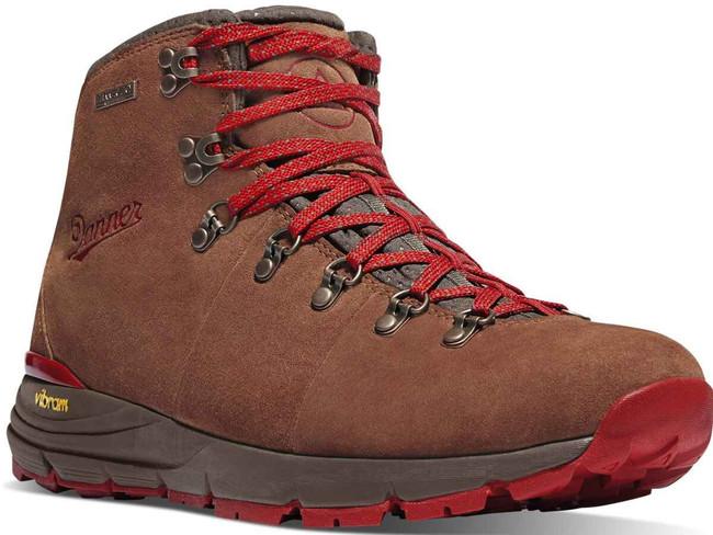 Danner Mens Mountain 600 Red 4.5 Outdoor Boot 62241 62241