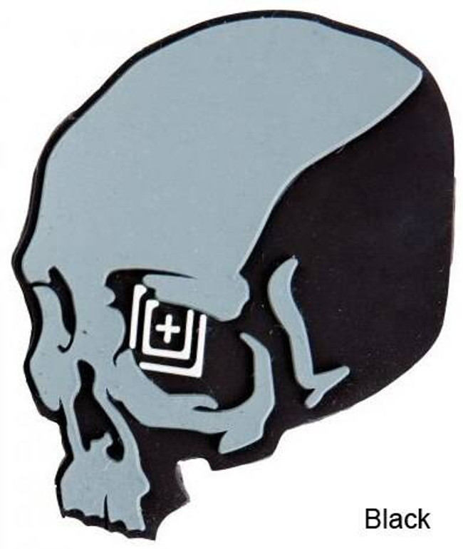 5.11 Tactical Skull Shot Patch 81010