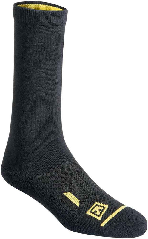 First Tactical 3-Pack Cotton 6 Duty Socks 160001
