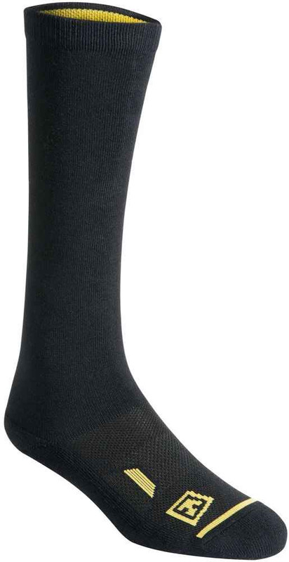 First Tactical 3-Pack Cotton 9 Duty Socks 160002