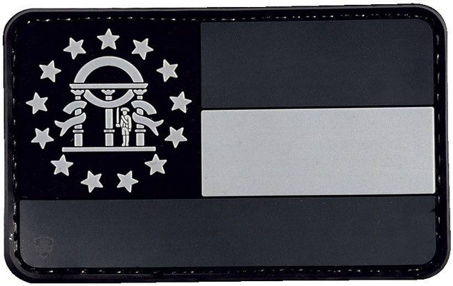 5ive Star Gear Subdued Georgia Flag Morale Patch