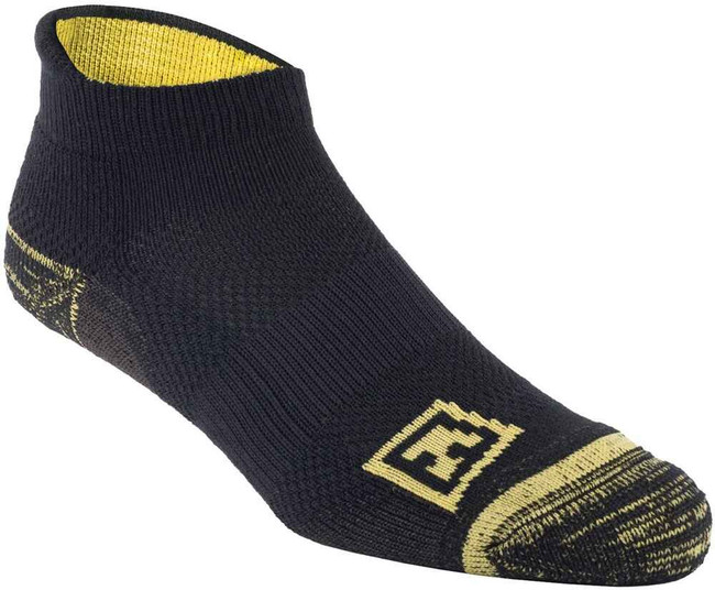 First Tactical Low Cut Cotton Duty Sock 160007