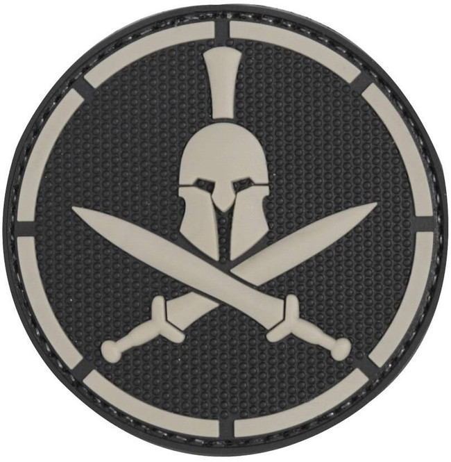 5ive Star Gear Spartan Helmet Morale Patch 6653000 690104466309