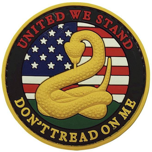 5ive Star Gear Don't Tread On Me Morale Patch