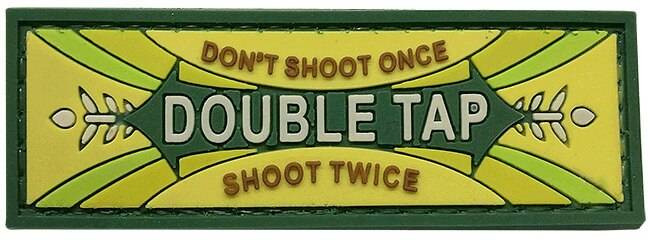 5ive Star Gear Double Tap Morale Patch