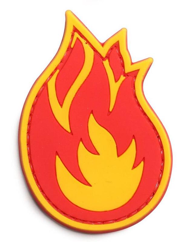 5ive Star Gear Fireball Patch 6709000 690104426457