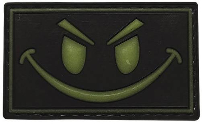 5ive Star Gear Smile Night Glow Morale Patch