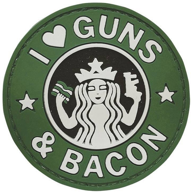 5ive Star Gear Guns and Bacon Patch
