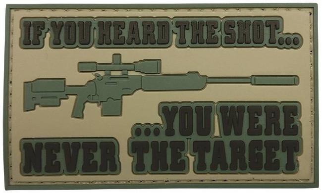 5ive Star Gear Heard the Shot Patch