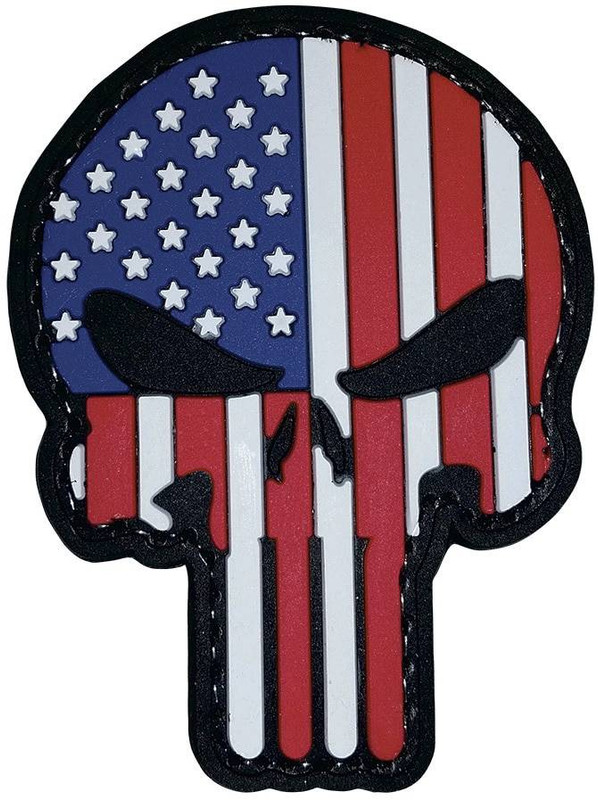5ive Star Gear Punisher-Patriotic Patch 6720000 690104422947
