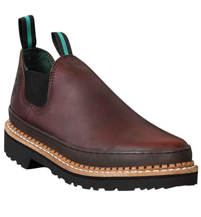 Georgia Boot GS262 Giant Romeo Steel Toe Work Shoes GS262