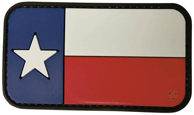 5ive Star Gear Texas Flag Patch