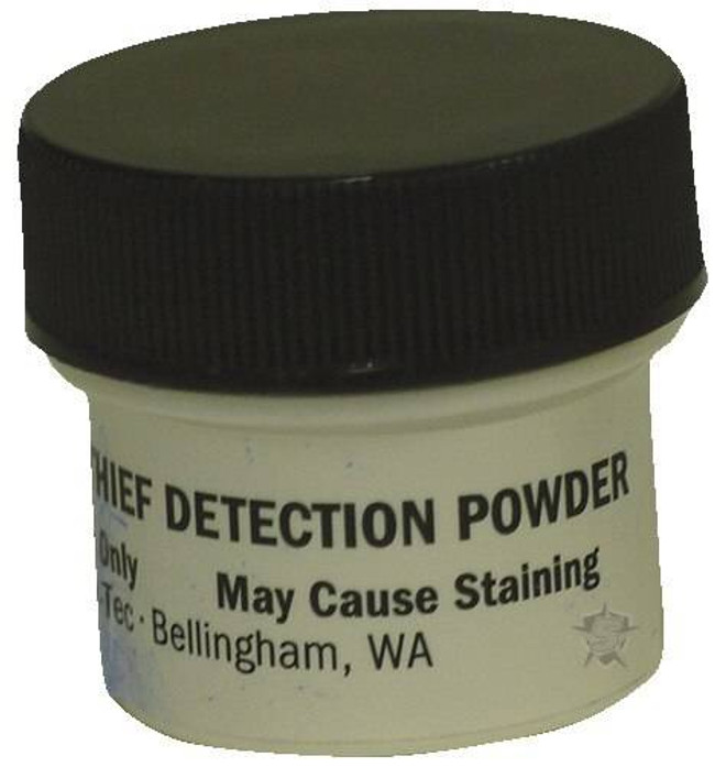5ive Star Gear Visual Theft Detection Powder container