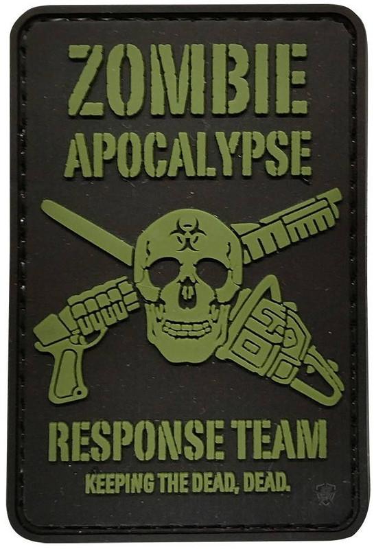 5ive Star Gear Zombie Apocalypse Patch 6612000 690104426426
