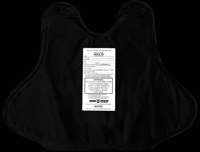Armor Express Concealable Halo Soft Armor Plate HALO-PLATE