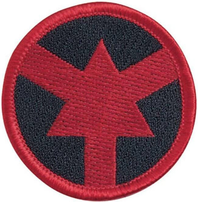 ASP Products Red Arrow Certified Color Patch 59104 092608591042