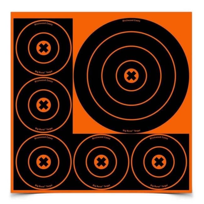 Birchwood Casey Big Burst Revealing Targets - BURST-36818 BURST-36818