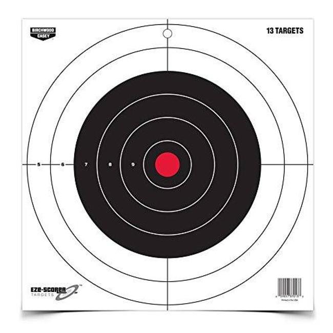Birchwood Casey EZE-Scorer Paper Targets - EZE-37013 EZE-37013