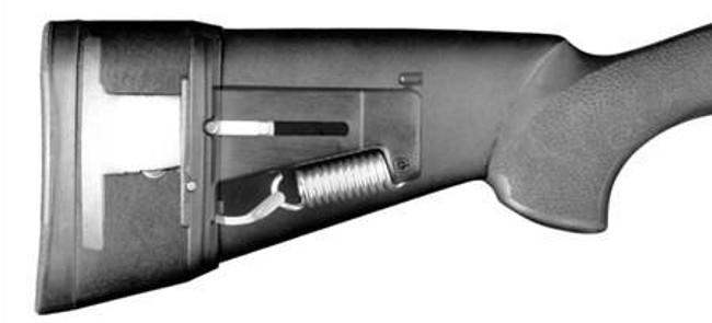 Blackhawk Knoxx CompStock Shotgun Stock - K05-K05100-C K05-K05100-C