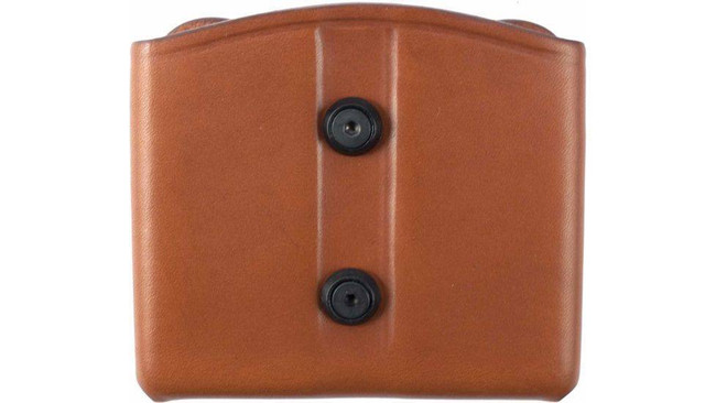 Blackhawk Leather Dual Mag Pouch - 420903BN 420903BN 648018138935