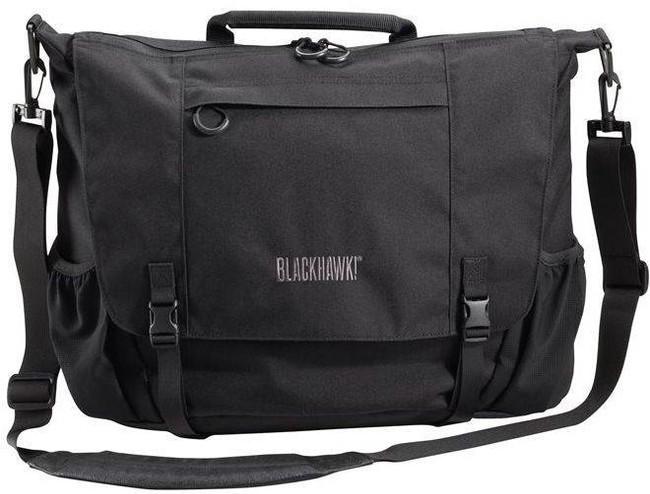 Blackhawk Under the Radar Courier Bag 61SC00BK 648018184697