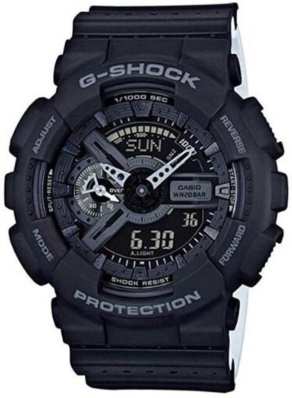 Casio G-SHOCK Perforated Band Series Watch GA110LP