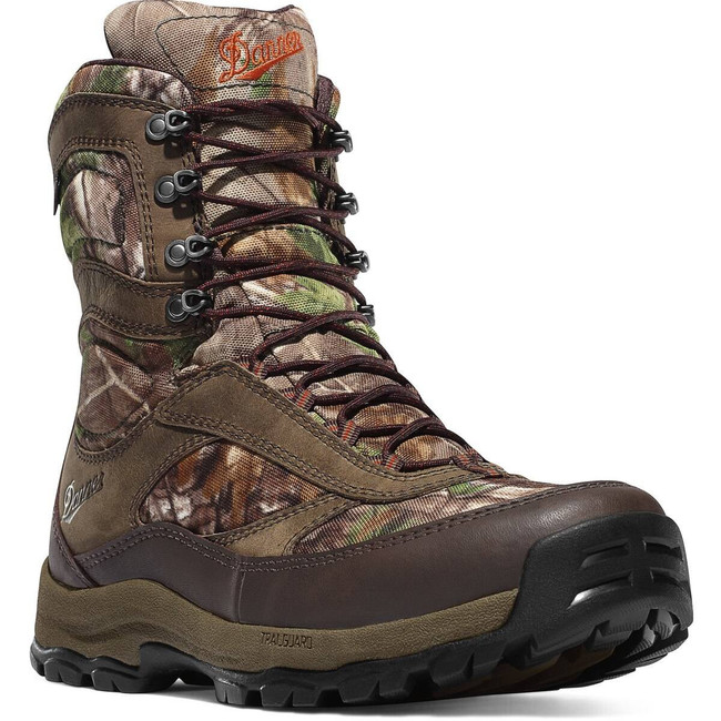 Danner High Ground 8 Realtree Xtra Green Boot 46222