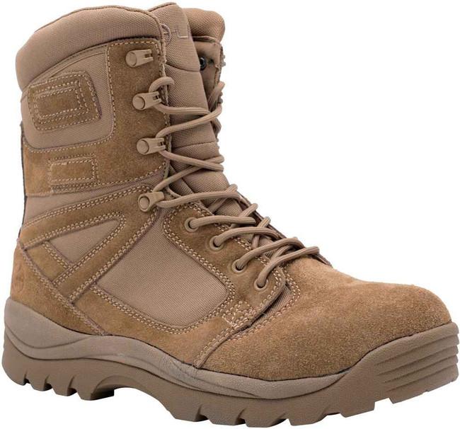 LA Police Gear Tac Military 8 Boot - 670-1 Compliant A670C
