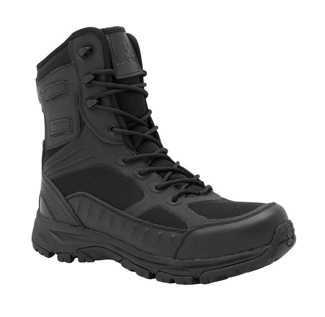 LAPG Black Tac Athlete 7 Boot 2.0 A7001-BLACK