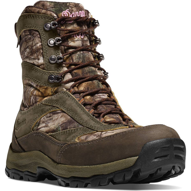 Danner Womens High Ground 8 Realtree Xtra 400G Boot 46241