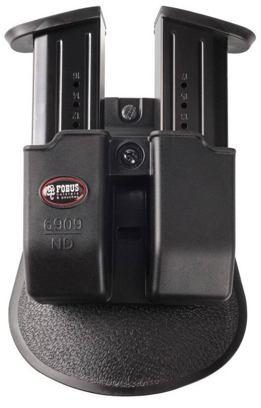 Fobus Holsters Double Magazine Pouches - DOUBMAG-6909NDP DOUBMAG-6909NDP 676315033301