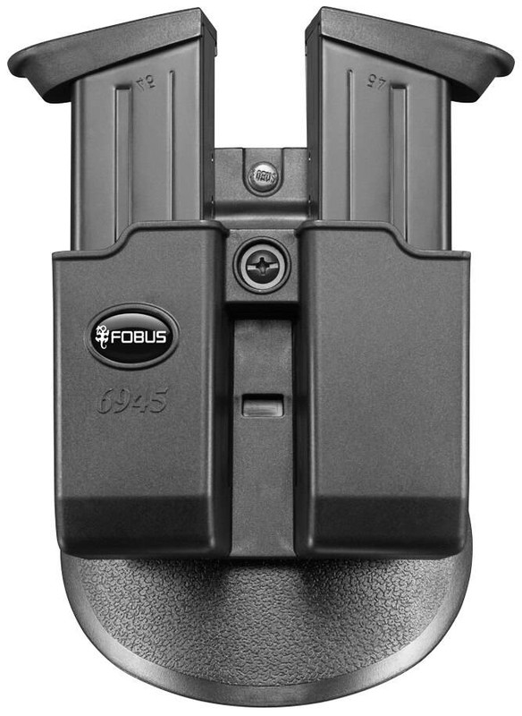 Fobus Holsters Double Magazine Pouches - DOUBMAG-6945HP DOUBMAG-6945HP 676315001645