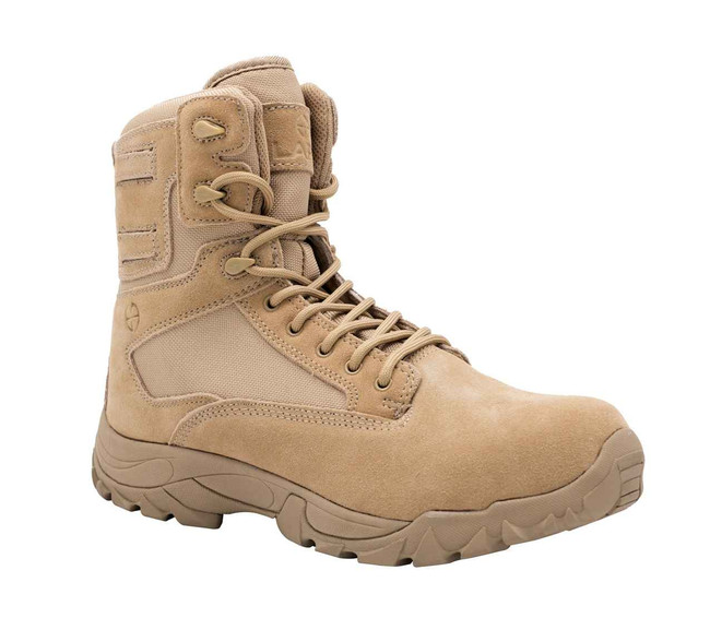LAPG Coyote Classic 8 Side Zip Duty Boot 2.0 D8001-COYOTE