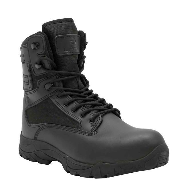LA Police Gear Classic 8 Composite Toe Duty Boot D8002CP