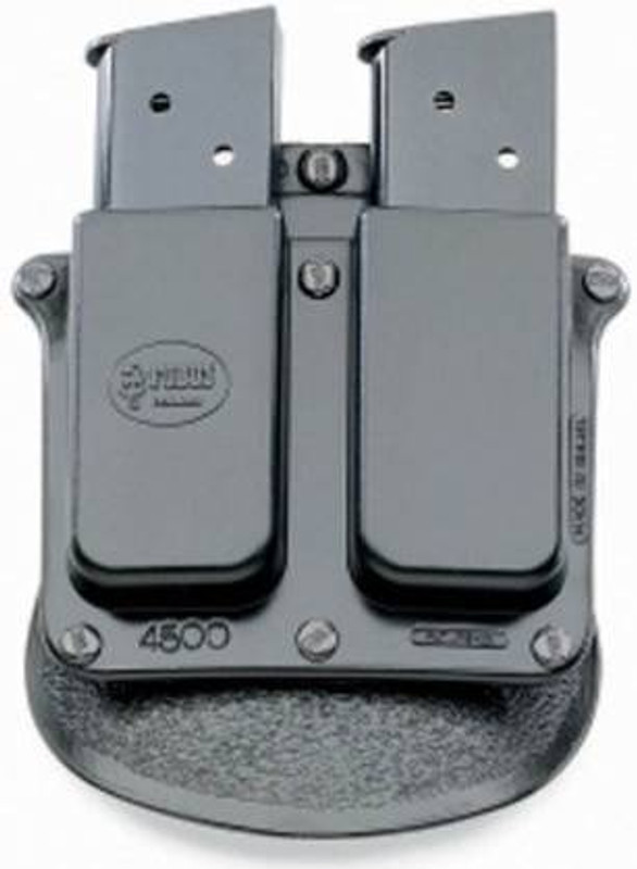 Fobus Holsters Roto Double Magazine Pouches DM-4500RB