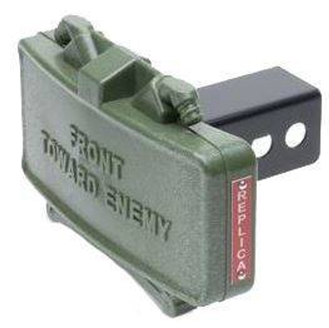 GGandG Claymore Mine Hitch Cover 1387 813157002274
