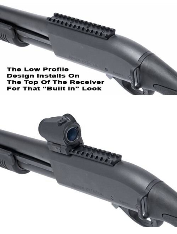 GGandG Shotgun Scope Mounts - SGSM-1074 SGSM-1074